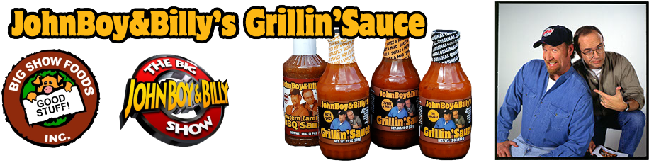 John Boy & Billy's Sauce